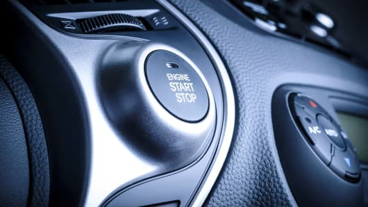 Ten automakers are sued in U.S. over 'deadly' keyless ignitions.