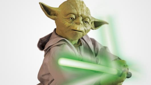 Star Wars Legendary Master Yoda