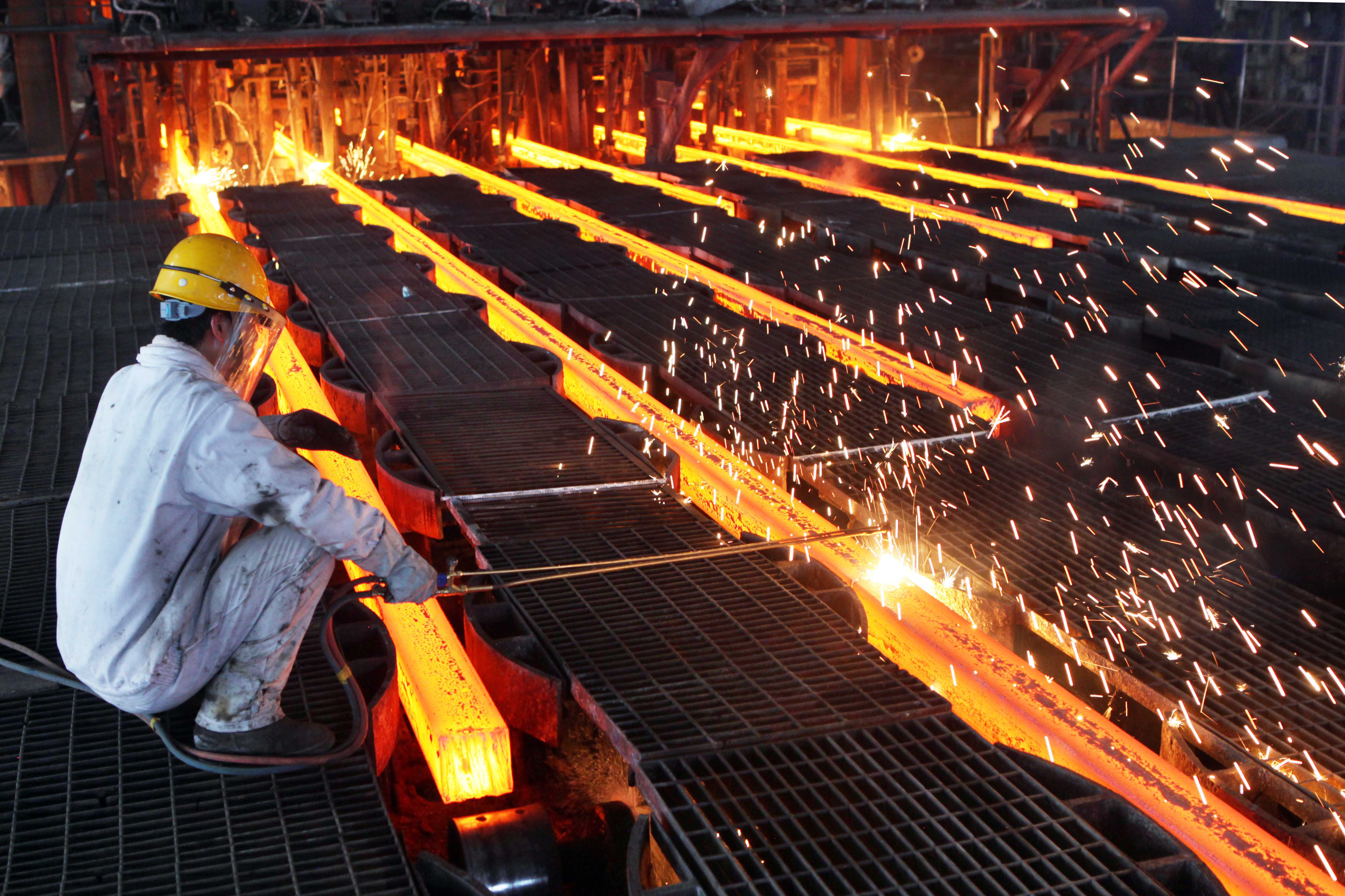 steel industry Autumn 2015 saw a crisis in the uk steel industry with the closure or reduction in capacity at major plants in redcar, scunthorpe, scotland and south wales.