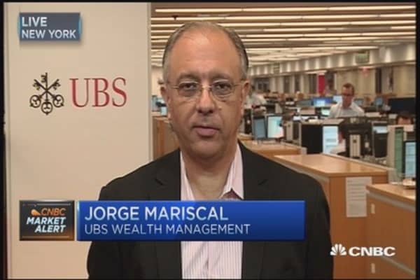 Looking for a Q4 rebound: UBS CIO