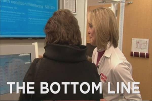 CVS to provide more healthcare services