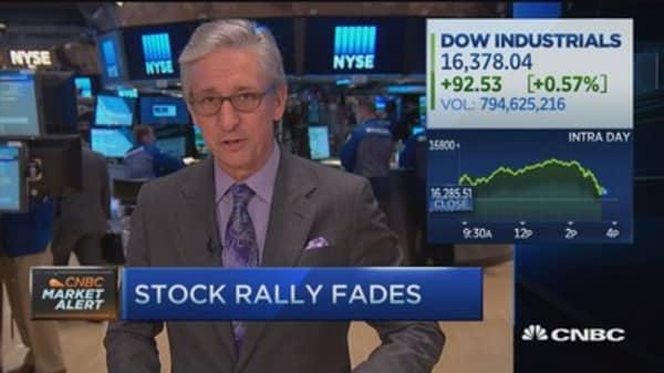Eye on market close