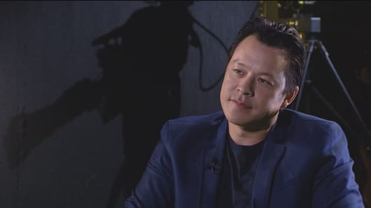 Infinite Studios chief executive Mike Wiluan.