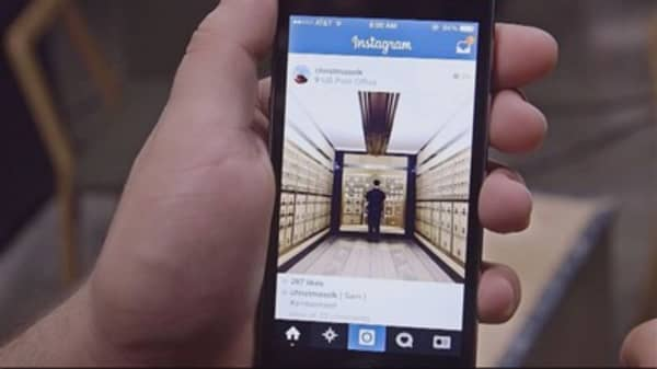 A new outlook for Instagram