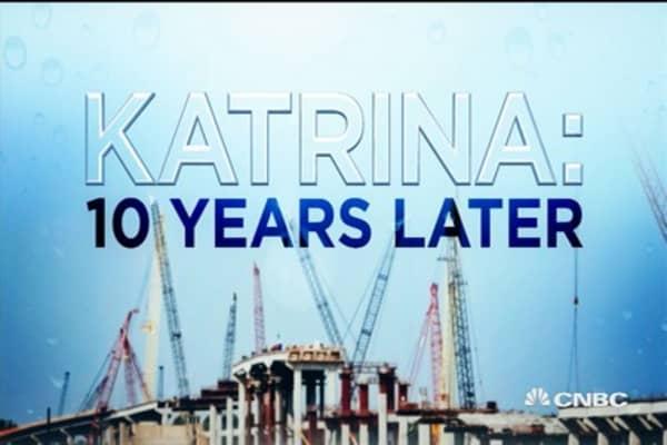 Katrina: The long road home