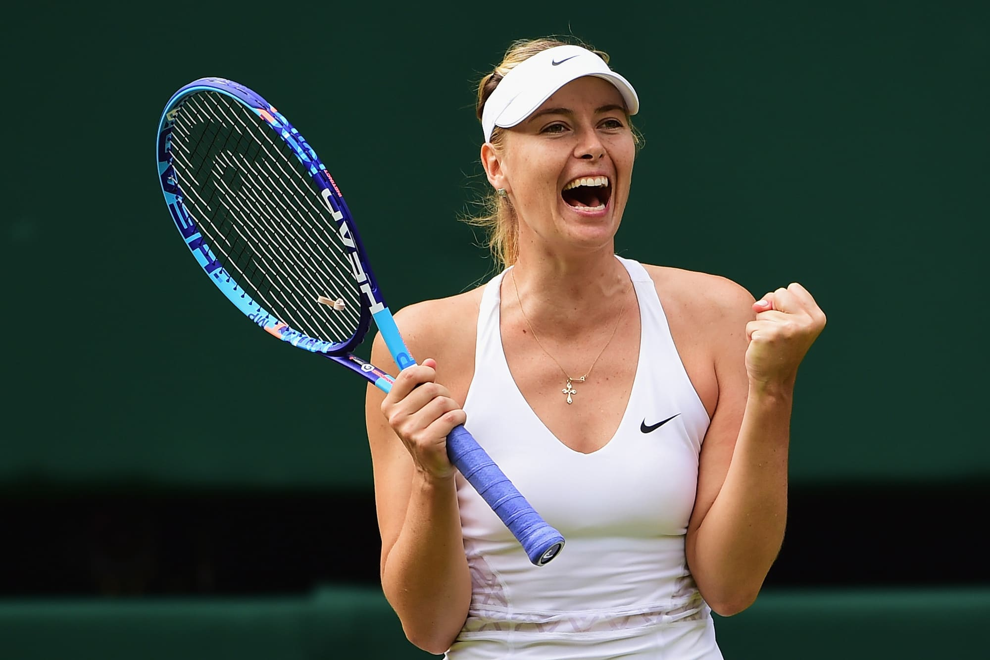 Tennis player Maria Sharapova banned for two years for doping