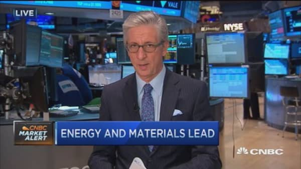 Pisani: Big movement in energy