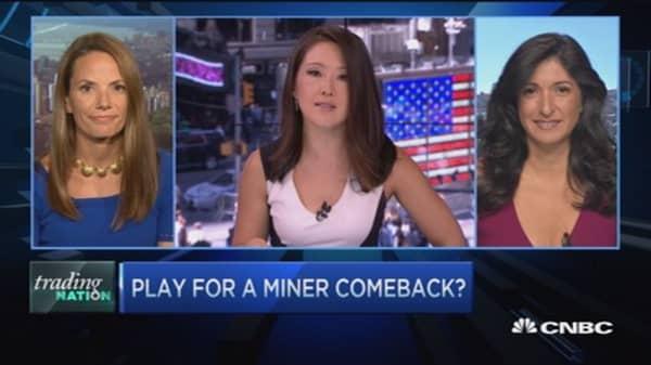 Metals & mining bounce