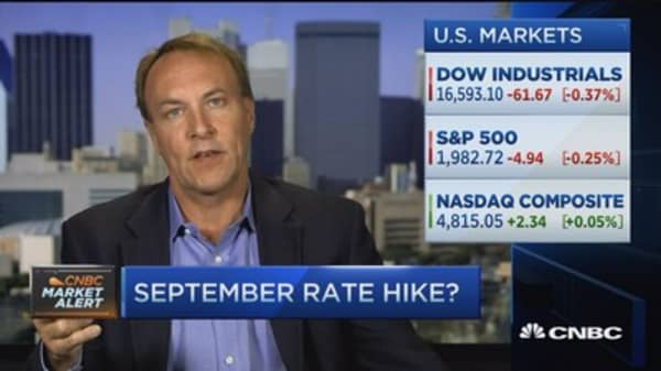September remains for rate hike: Pro