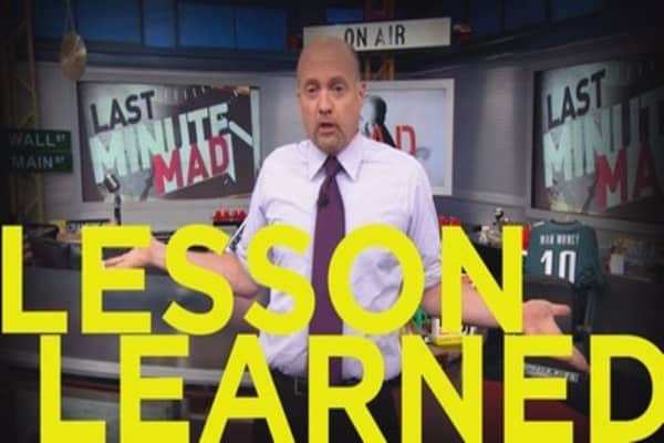 Cramer: This is the fastest growing company on Earth