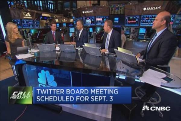 Analyst says it's time to buy Twitter