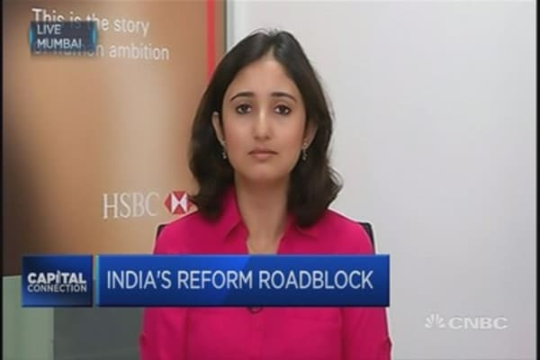 How long can government spending spur India's growth?