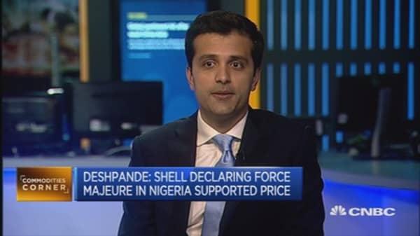Oil fundamentals haven't changed: Analyst