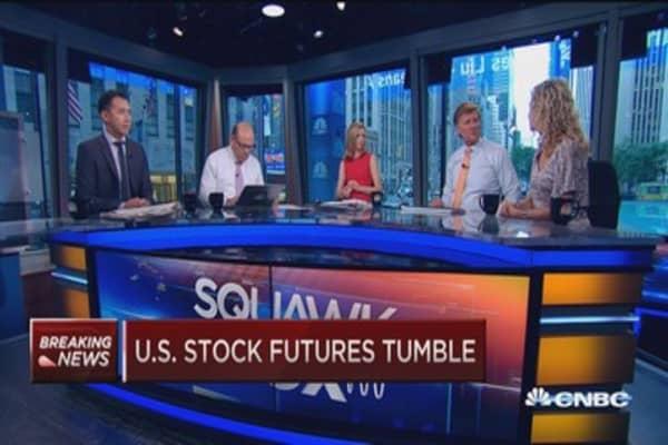 China handing US markets correction: Pro