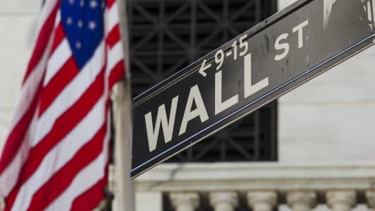 Wall St. NYSE