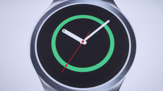 The Samsung Gear S2