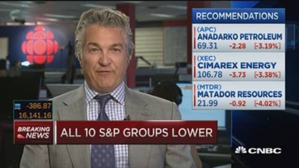 Crude swings ahead of close