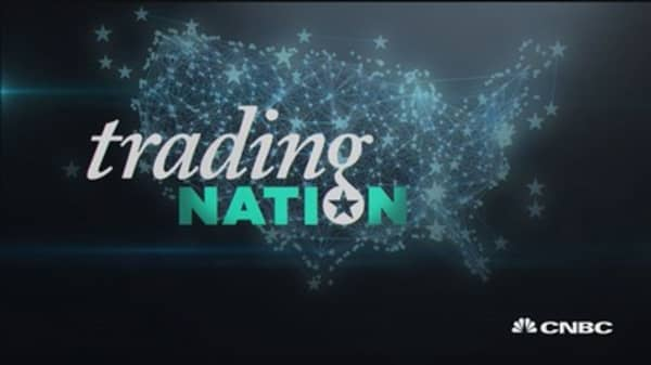 Trading Nation: Technical play on oil