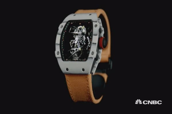 Rafa Nadal 'The $775K watch is crazy, will sell out'
