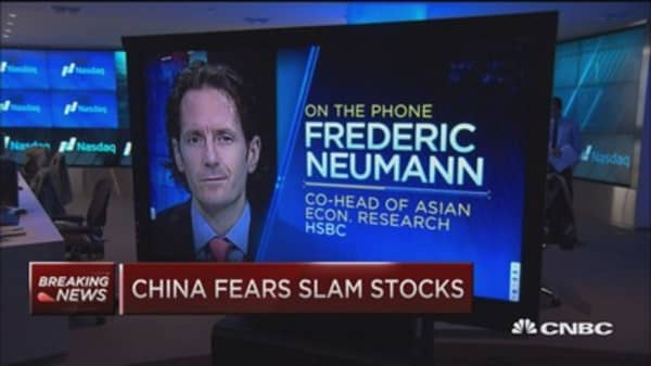 China weakness beyond commodity sector: Pro