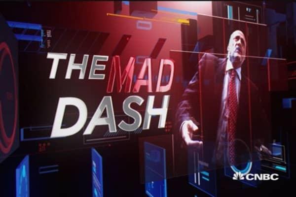 Cramer's Mad Dash: Ambarella & GoPro