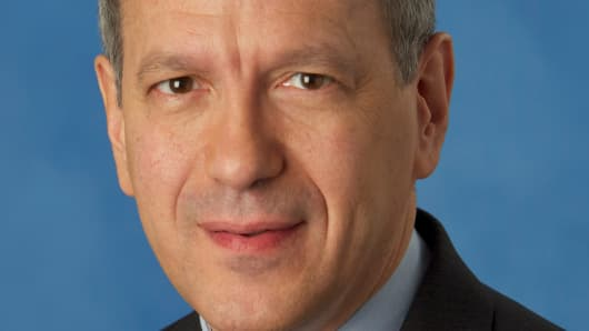 Gerry Laderman, United Airlines Executive Vice President and Chief Financial Officer