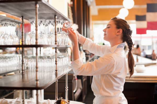 Waitress diner