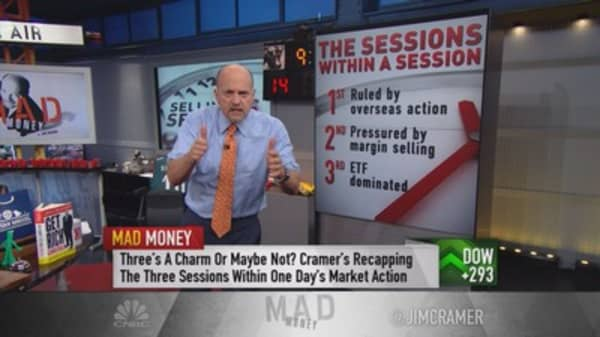 Cramer: The 3 things controlling your $$ each day