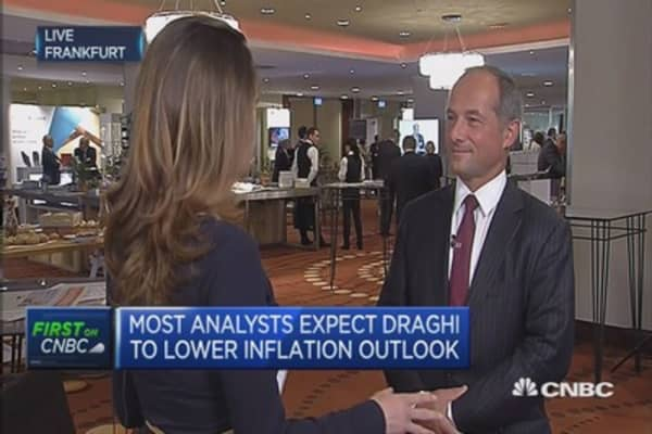SocGen CEO remains positive on the euro zone