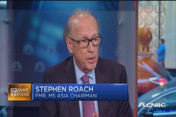 China's big consumption shift: Stephen Roach