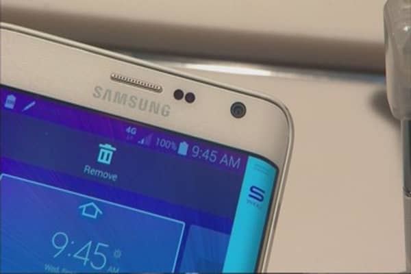 Samsung's nifty new products