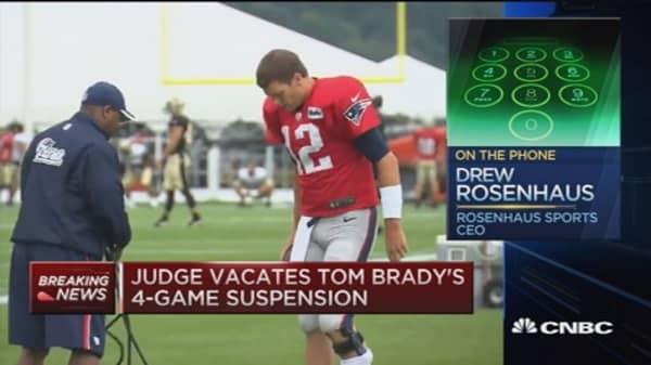 Huge victory for Tom Brady & NFL: Rosenhaus
