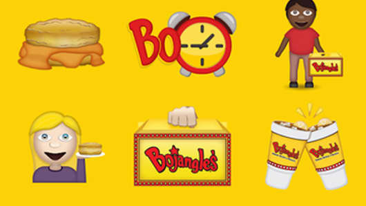 Bomojis from Bojangles