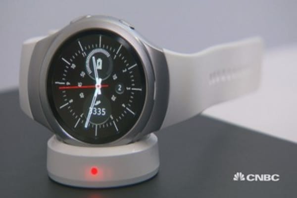 Can Samsung beat the Apple Watch?