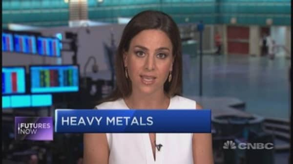 Forget gold, this metal is about to rally