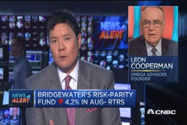 Bridgewater's risk-parity fund strategy: RTRS