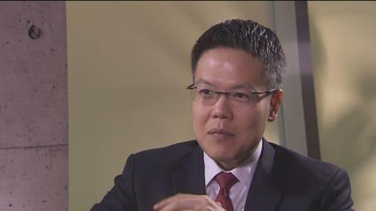 Kuan Mun Leong, managing director of Hartalega Holdings.