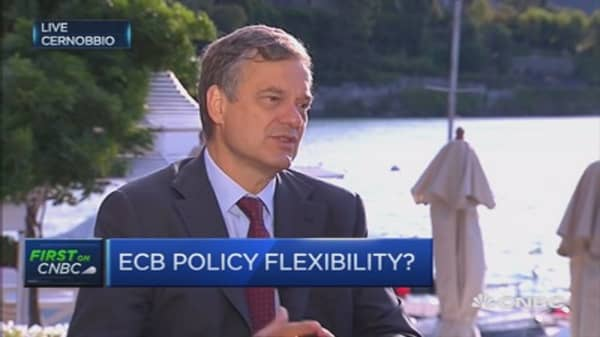 Monetary policy can't do much: Bini Smaghi