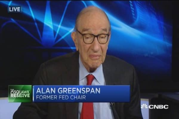 US fiscal policy is the real problem: Greenspan