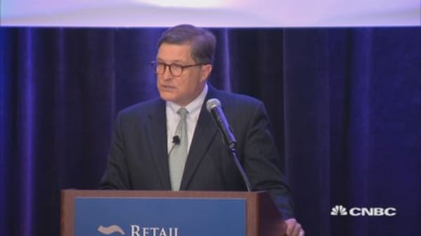 Fed's Lacker: Labor market supports a rate hike