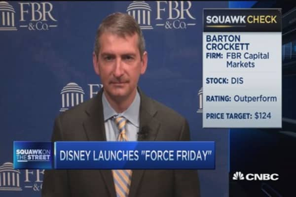 Disney launches 'Force Friday'