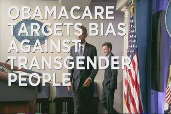 New Obamacare rule offers transgender protections