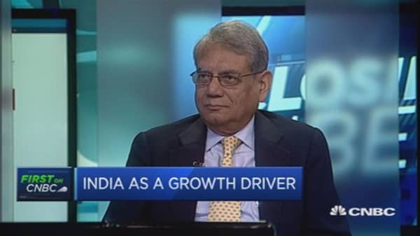 India's growth story is strong