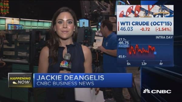 Oil close: Up for second straight week