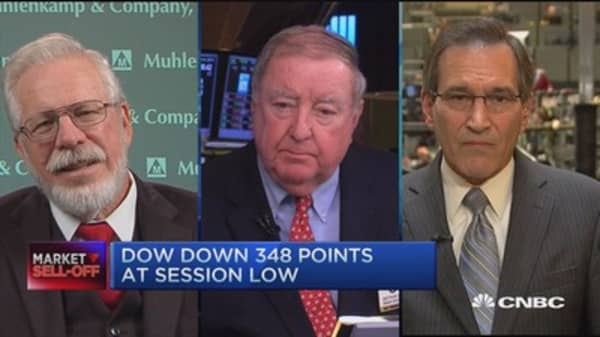 Cashin: Fed crazy to hike now