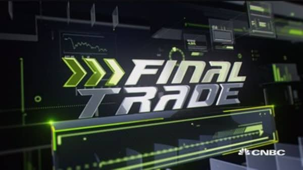 Fast Money final trade: .SSEC, Fed, Yen & BX