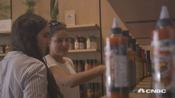 Brooklyn's hot sauce sommeliers