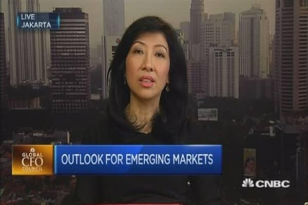 Bank Danamon: China slowdown is the biggest risk