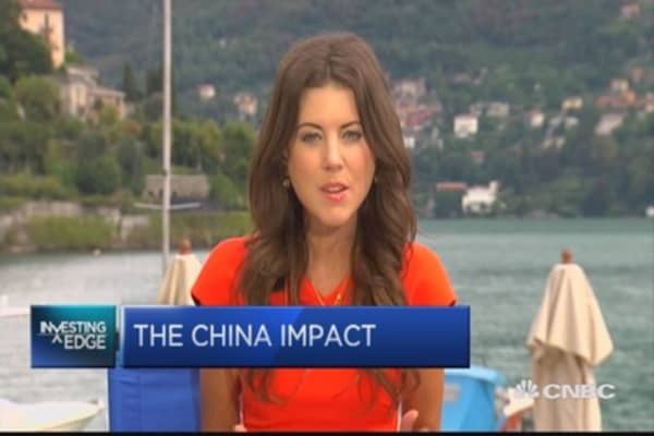 China slowdown: How concerned is Europe?