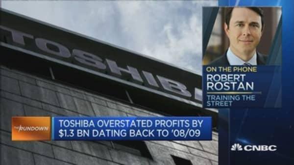 Toshiba embarks on 'long road of repair': TTS